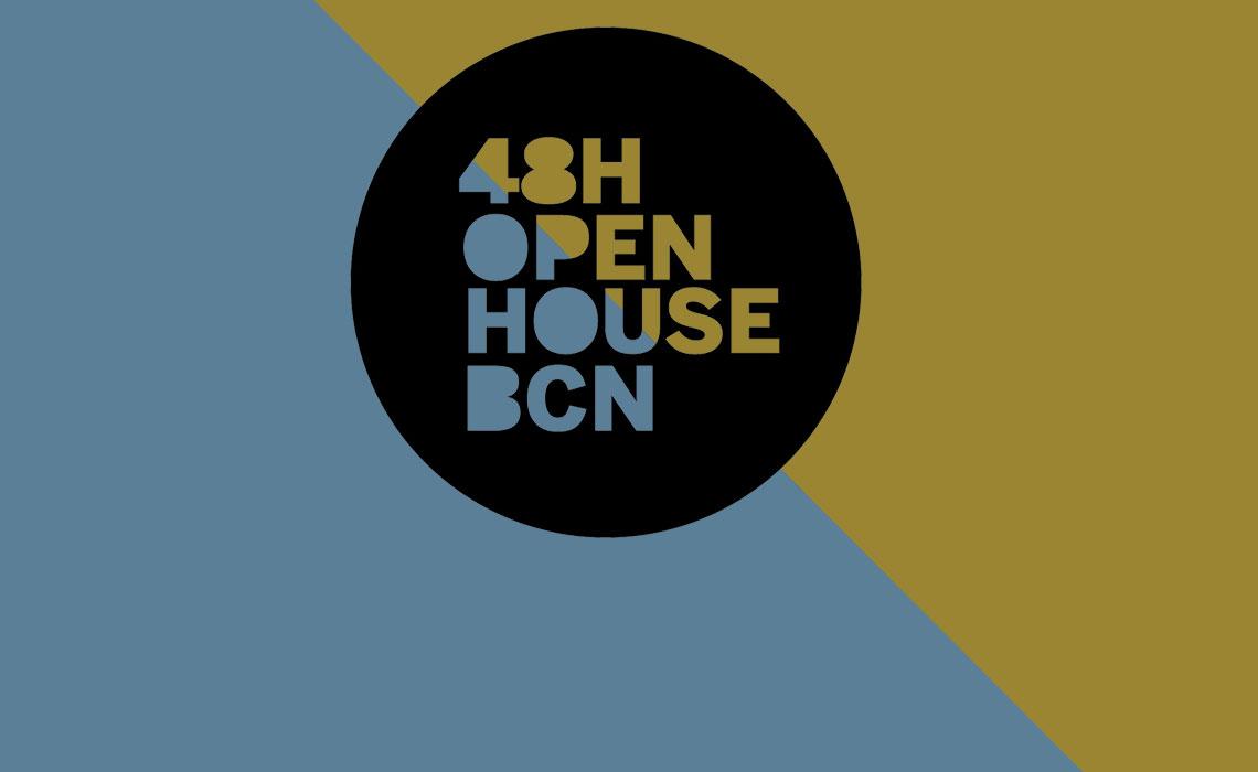 48h OpenHouse BCN – 25 i 26 d'Octubre 2014