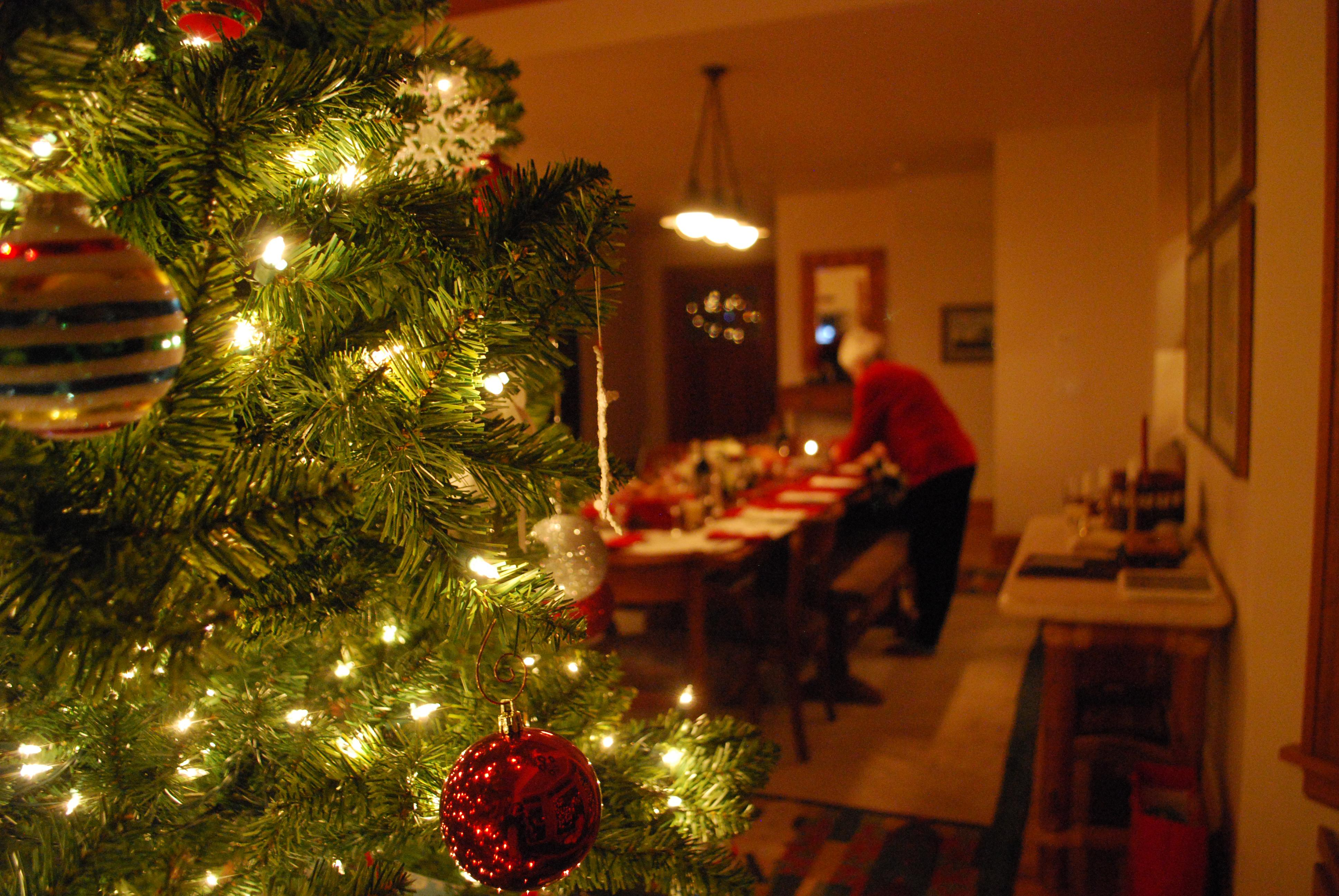 Ahorrando energía en Navidad. Sí, es posible.