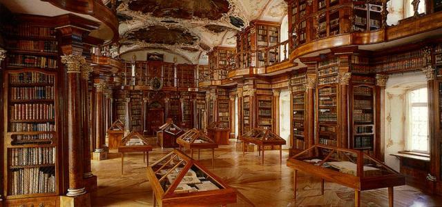 biblioteuqes del mon