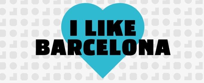 i like barcelona