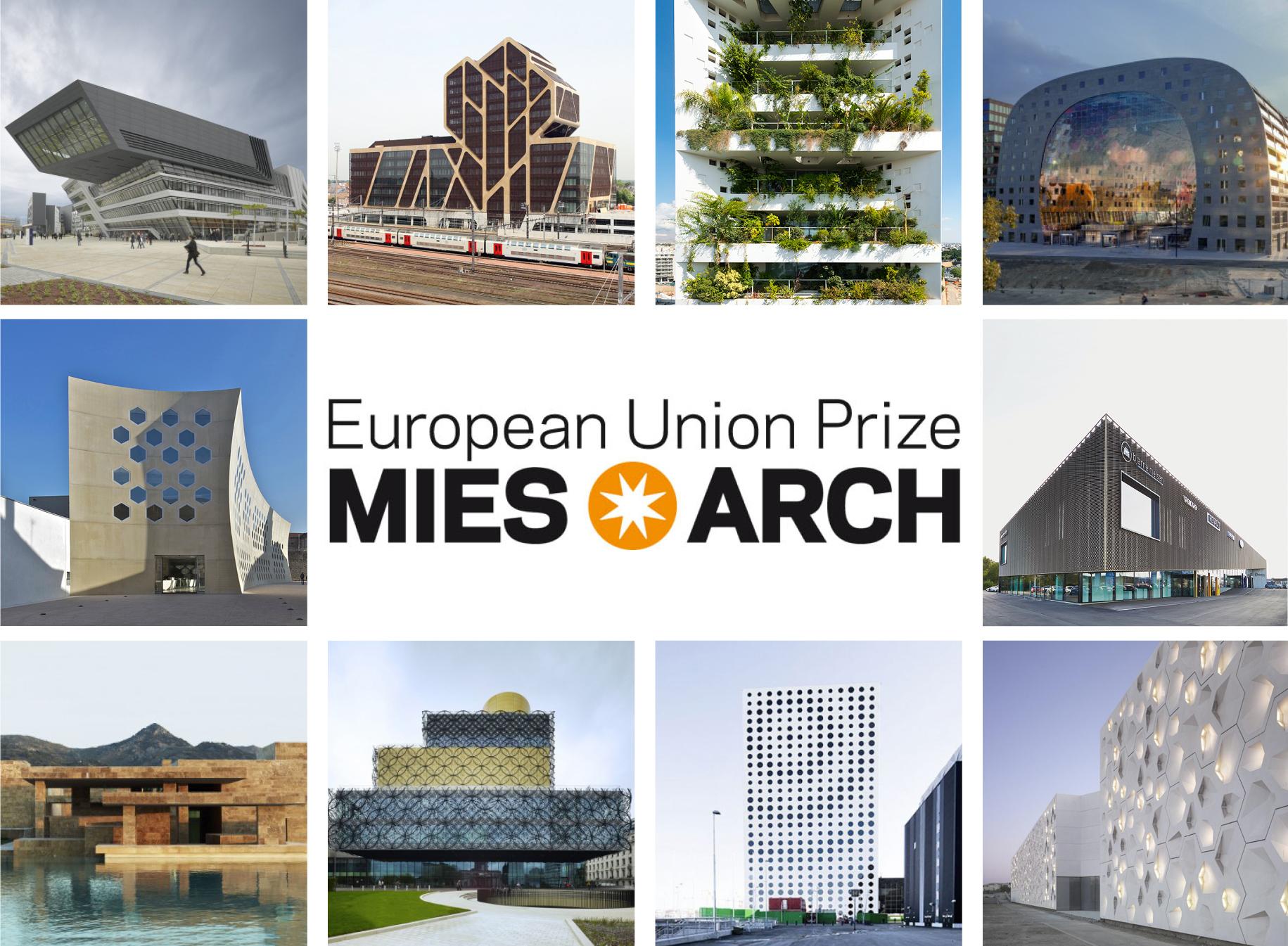 Estudis amb seu a Catalunya entre els finalistes del Premi Mies van der Rohe