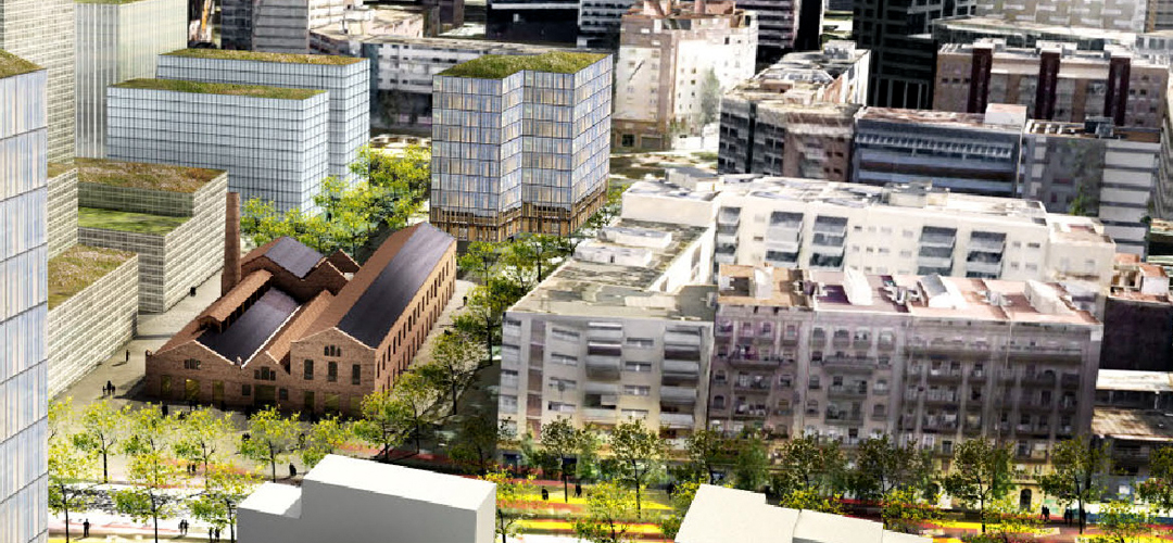 Projectes de Barcelona Smart City: Smart City Campus