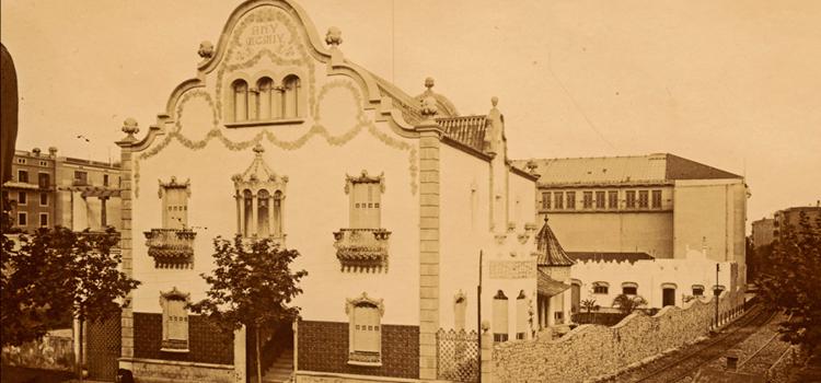 Llibre 'El Modernisme perdut' : l'Eixample del 1900
