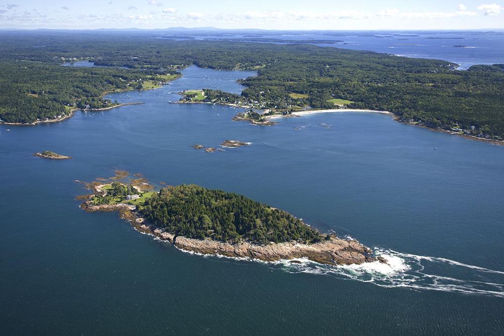 viure en una illa