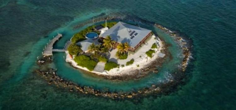 Us escaparieu a viure en una illa perduda?