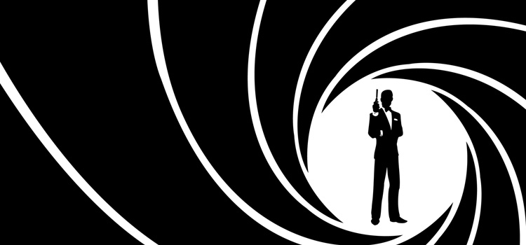 Les cases de James Bond