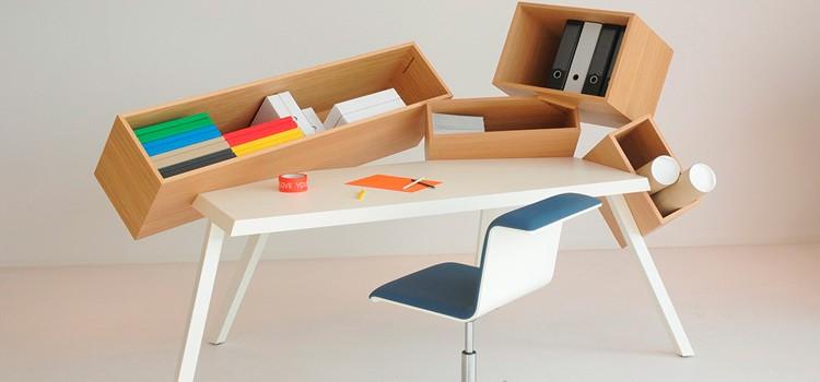 Algunes idees per treballar a casa. Transforma l' oficina domèstica en un lloc atractiu.