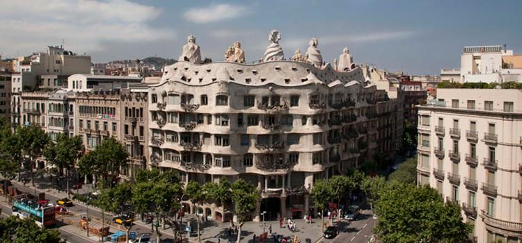 10 façanes de Barcelona que s'han de veure (Part I)