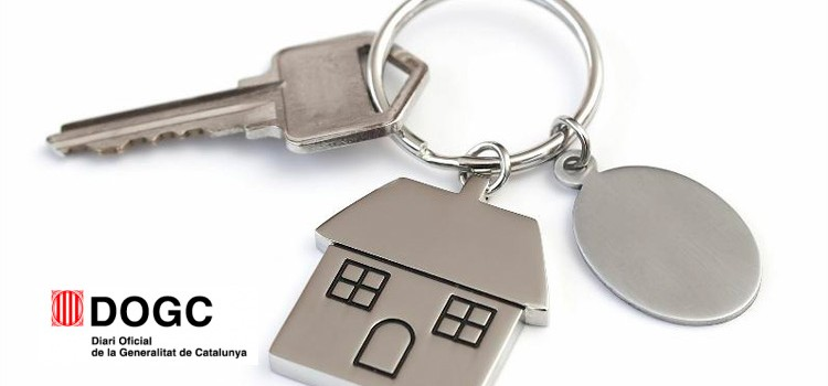 Llei sobre habitatges buits a Catalunya