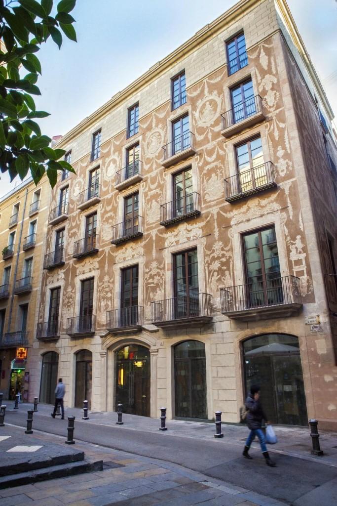10 façanes de barcelona