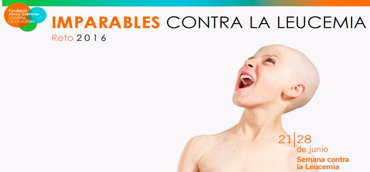"""CAFUR col.labora amb la campanya """"La Fàbrica de les Cèl.lules imparables"""", de la Fundació Josep Carreras"""