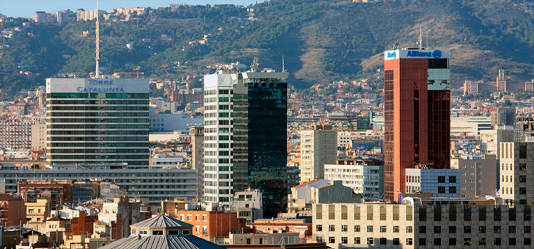 Les Corts, el millor barri de Barcelona segons els seus veïns