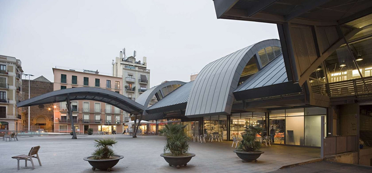 Edificis amb història: Mercat de la Barceloneta