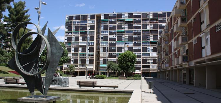 Edificis amb història: Polígon Montbau