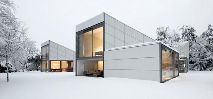 La Casa AA de Sant Cugat, geometria i arquitectura