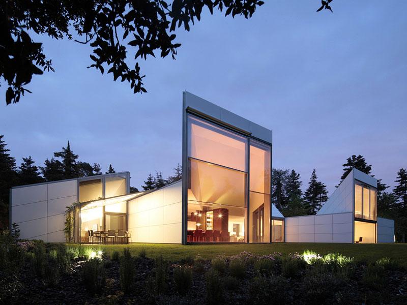 La casa aa de sant cugat geometria i arquitectura blog - Arquitectura sant cugat ...