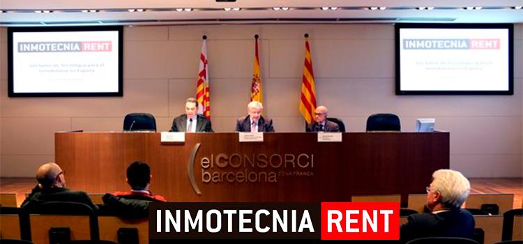 Arriba el Saló Inmotecnia Rent a Barcelona