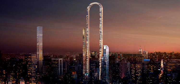 El gratacels més llarg del món…que no alt.