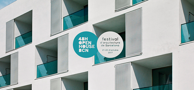 48h Open House Barcelona 2017: La pell de l' arquitectura