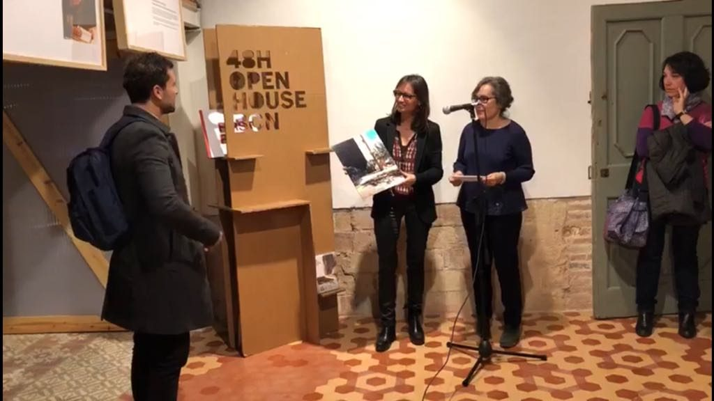 Entrega de premis Open Foto 2017