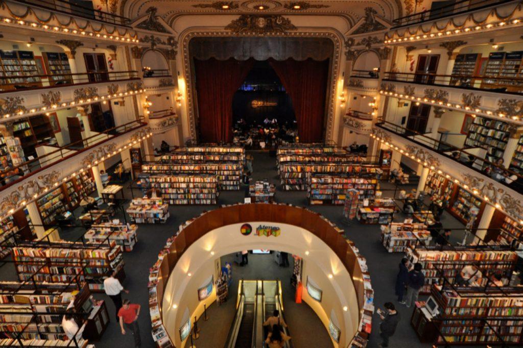 Les llibreries més curioses del món
