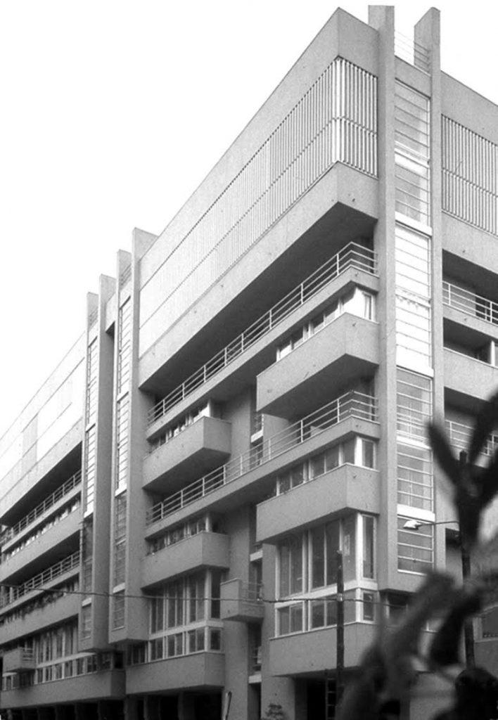 Edifici Habitatges Fregoli