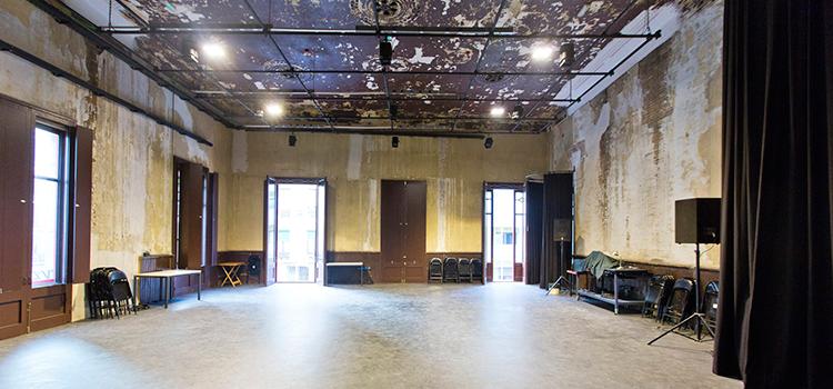 Edificis amb Història: Sala Beckett