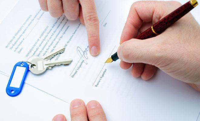 Inscripción del contrato de alquiler en el Registro de la Propiedad