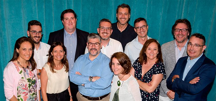 Candidatura al COAPI de Barcelona de Francesc Quintana