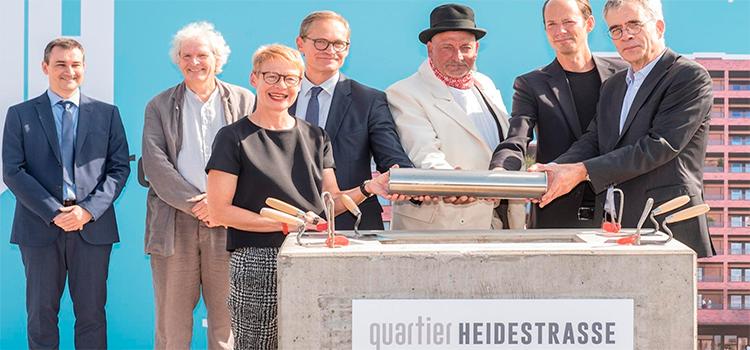 Quartier Heiderstrasse, el nou barri de Berlin inspirat pel 22@