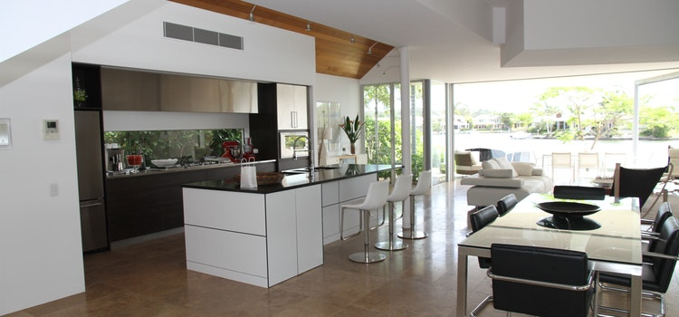 La cuina és el nou saló, el nou centre de l' habitatge