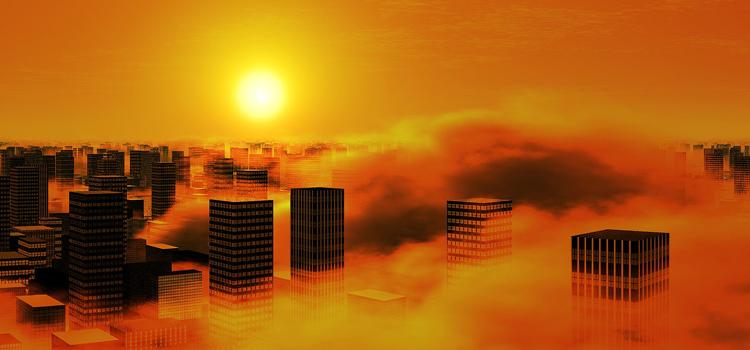 Contaminació a les ciutats ?  Gens ni mica