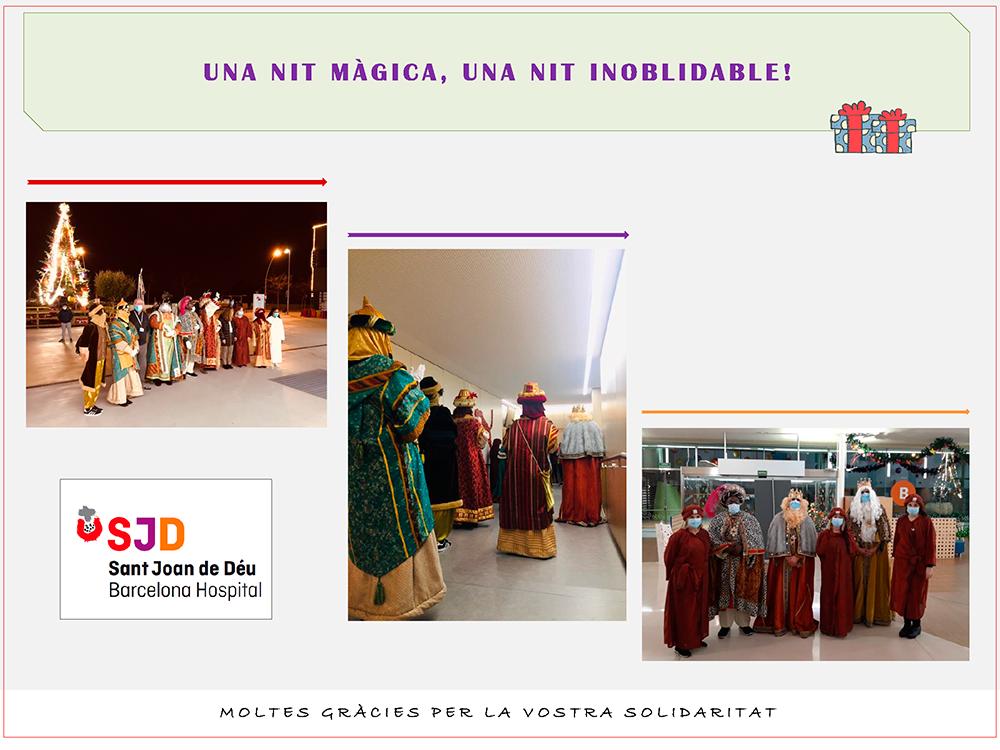 Gran èxit en la campanya de recollida de joguines de Sant Joan de Déu