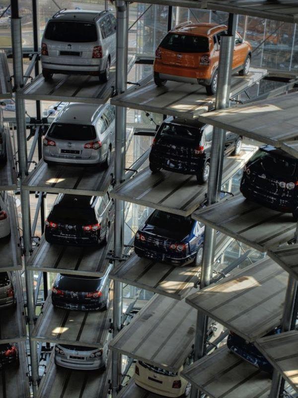 Comprar una plaça de parking