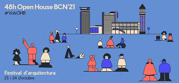 48h Open House Barcelona 2021